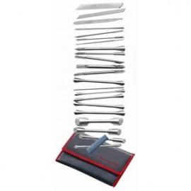 Kit Decoration case, 22 tools