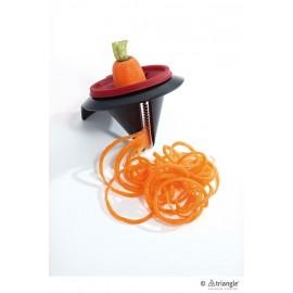 Vegetable Juliane Spiral Cutter - Triangle