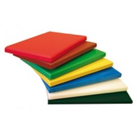 Tabla de cocina Polietileno - Colores