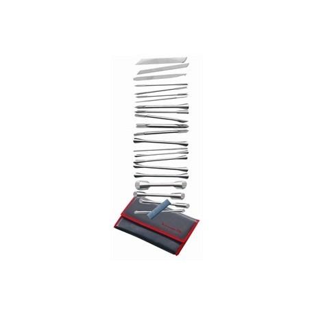 Estuche de 22 herramientas decoración