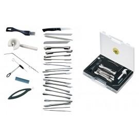 Maletín de 29 herramientas de decoración