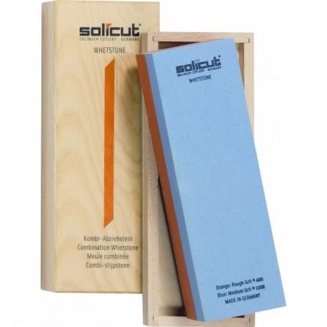 Solicut 120410 Combination Whetstone 400/1000