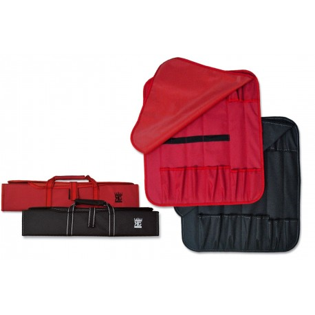12 Pieces Knives roll case - Martinez Gascon