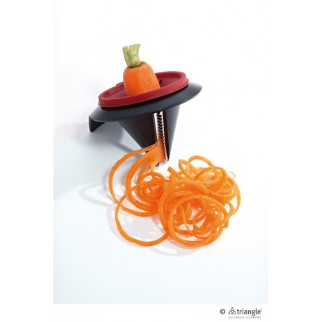 Vegetable Juliane Spiral Cutter - Triangle