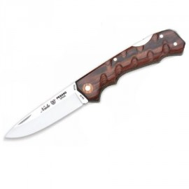 Pocket Knife Miguel Nieto Pegasus Palo Violeta Wood - 602