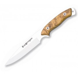 Nieto RoadRunner Hunting Knife, Olive Wood - 8950