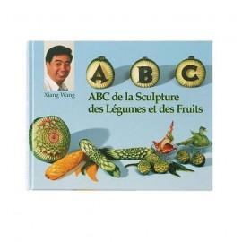 ABC De la Escultura de Frutas y Verduras (Edición Español)