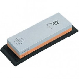 Kai DM-0708 Combination Whetstone with Reservoir 300/1000