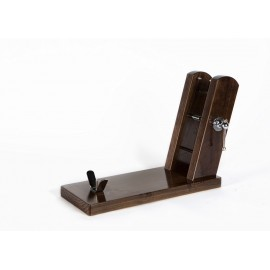 Ham Holder Rioja Alto - Wood Lacquer Tabaco