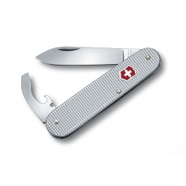 Victorinox Swiss Army Bantam Silver Pocket Knife