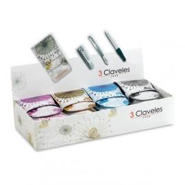 3 Claveles Manicure Sets