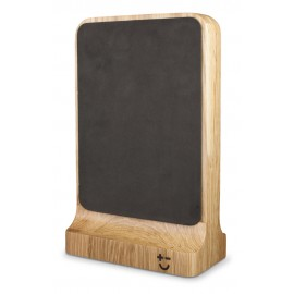 Bisbell Magnetic Oak Knife Block