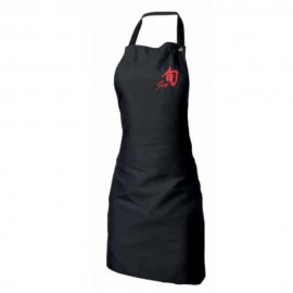 Kai Shun Delantal Chef Logo bordado