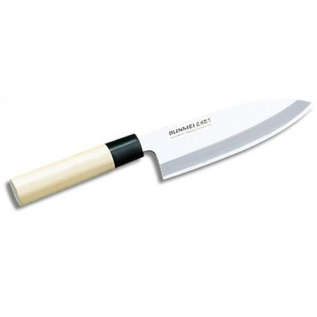 Bunmei 1801/165 Cuchillo Deba 16.5 cms