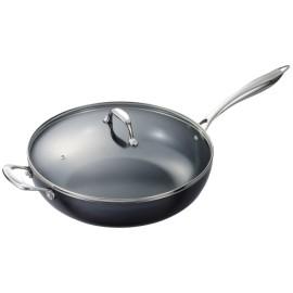 Kyocera CFP-32WBK Ceramic wok 32 cm