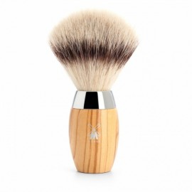 Mühle 31K870 Shaving Brush Silver Tip Fibre Olive Wood