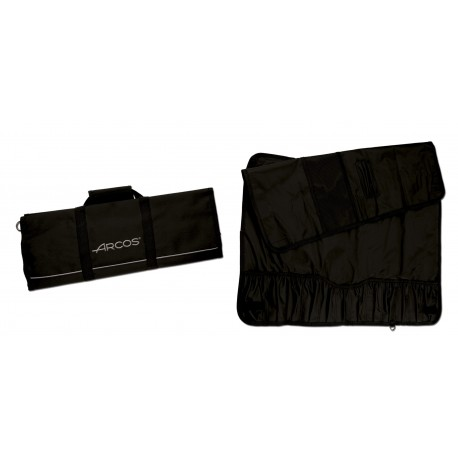 Arcos 690500 Knives Roll Bag 12 Pieces