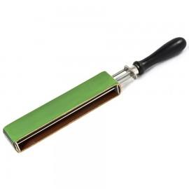 Razor-Strop Streich-Riemen green