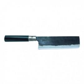CHROMA Haiku Kurouchi Couteaux Nakiri 16,5 cm