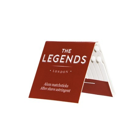Alum matcsticks - The Legends - 20 units