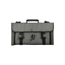 KAI SHUN DM-0780 Estojo para Facas, 17 Compartimentos
