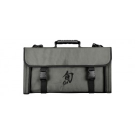 KAI SHUN DM-0780 Knife Bag 17 Pieces