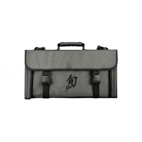 Tregua Ondular Cena  KAI SHUN DM-0780 Maletin para cuchillos, 17 Compartimentos   Accesorios KAI  SHUN