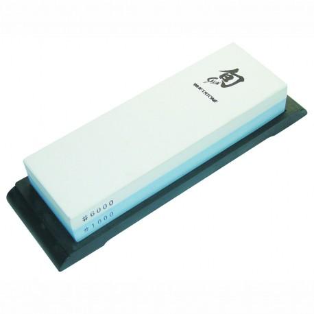 Kai DM-0600 Piedra Afilar Combinada Gr1000/6000