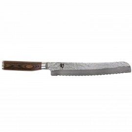 KAI TDM-1705 SHUN PREMIER Bread Knife 22.5 cm