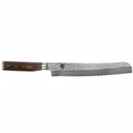 KAI TDM-1705 SHUN PREMIER Couteaux à Pain 22.5 cm