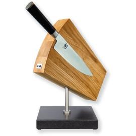 KAI DM-0794 Taco de cuchillos magnético para 4 cuchillos
