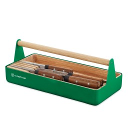 Wüsthof Urban Farmer Tool Basket with 4 pcs - 9480