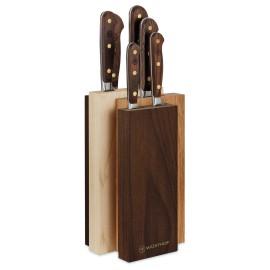 Bloc à couteaux Wüsthof Crafter 6 - Avec 6 couteaux - 9834