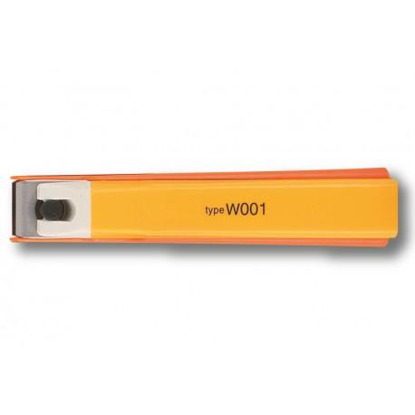 Stainles Steel Nail Clipper Kai Orange Type W001 - KE0109