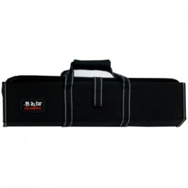 Global G-667/11 Knife Case with Zipper For 12 knives