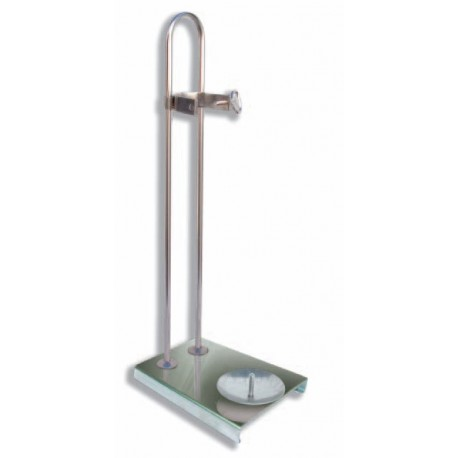 Vertical Ham Support Stainless Steel