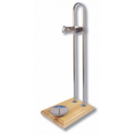 Vertical Ham Holder Wooden/Stainless Steel