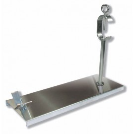 Stainless steel Ham Support - Horizontal - ref.:17103