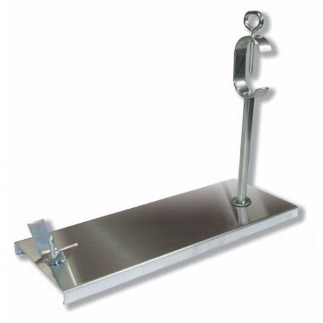 Stainless steel Ham Support - Horizontal