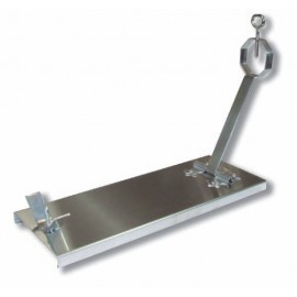 Folding Stainless Steel Ham Support - Horizontal ref:17603