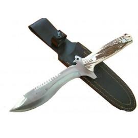 Couteau Villegas Corne de Cerf - Esparcia
