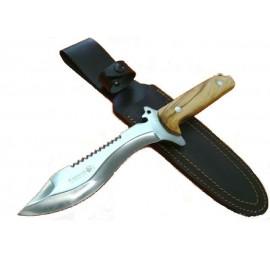 Knife Villegas Olive tree - Esparcia