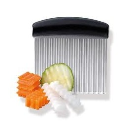 Triangle Crinkle Cutter Fruits & Vegetables