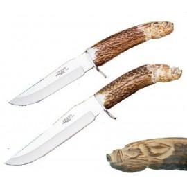 Cuchillo de Caza Joker Modelo Facochero - CT-33 y CT-34